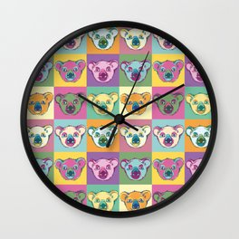 Coala Wall Clock