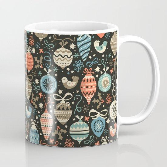 Festive Folk Charms Coffee Mug