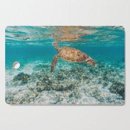 Turtle ii Cutting Board