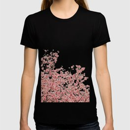 Cherry Blossoms (Color) T-shirt