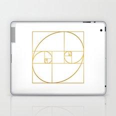 Golden Oval Laptop & iPad Skin