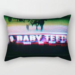 BABY TEETH Rectangular Pillow