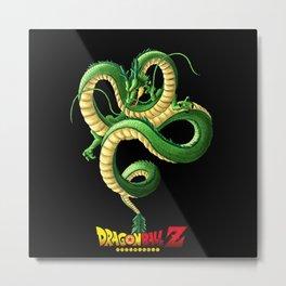 Shenron of Dragonball Metal Print