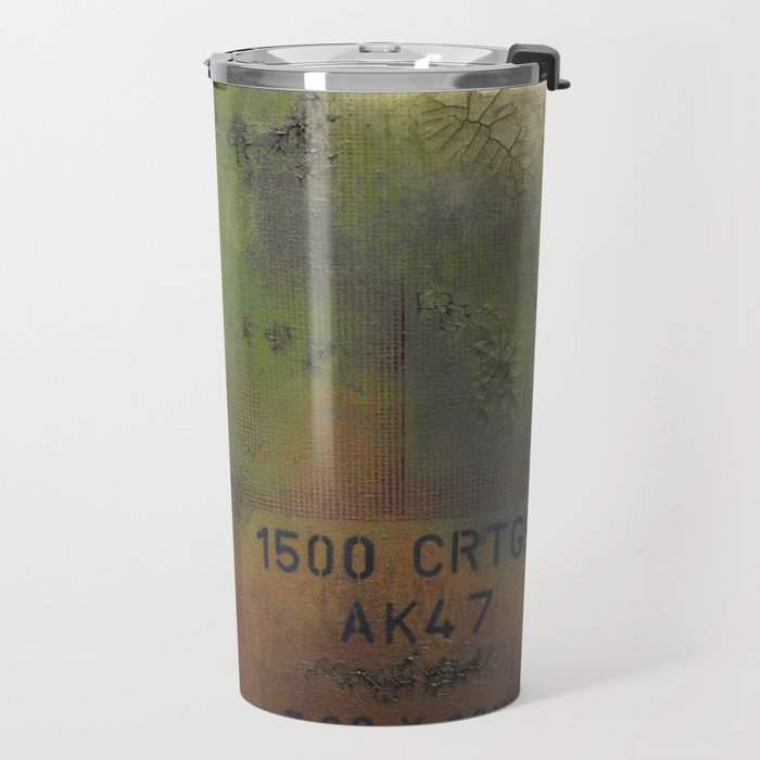AK47 Travel Mug