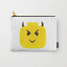 Emoji Minifigure Devil Carry-All Pouch