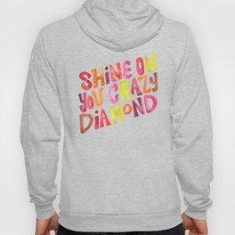 Shine On You Crazy Diamond – Rainbow Palette Hoody