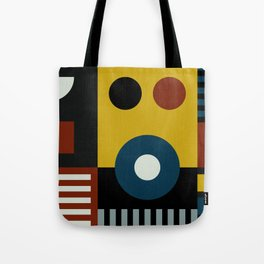 SPEECH AT THE BAUHAUS Tote Bag
