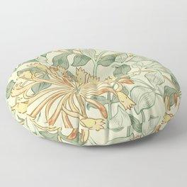 "William Morris ""Honeysuckle"" 3. Floor Pillow"