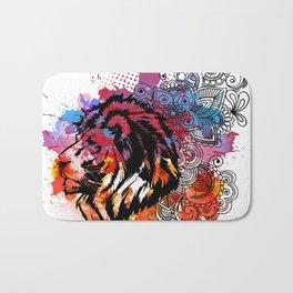 Lion Spirit Bath Mat