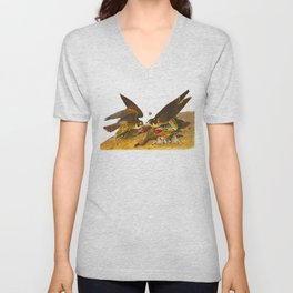 Great-footed Hawk Unisex V-Neck