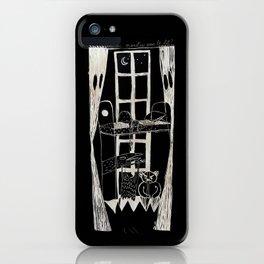 Combien de monstres sous le lit? iPhone Case