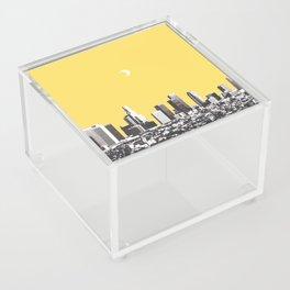 LOS ANGELES Acrylic Box