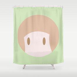 MAKO! ~KILL LA KILL~ Shower Curtain
