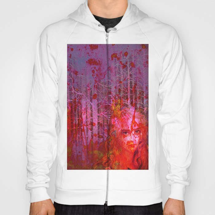 The clearing of the bloodthirsty witch Hoody