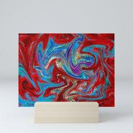Tinta Turnter Mini Art Print