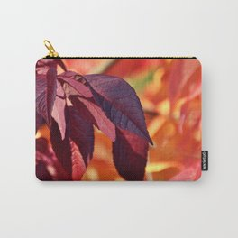 VIBRANT FALL LEAVES Carry-All Pouch