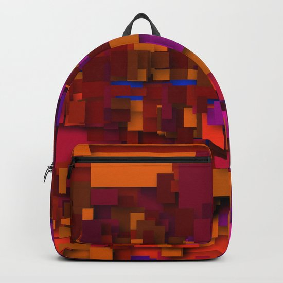 so many layers Backpack