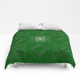 Camarone Greenery Comforters