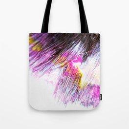 Paintbrush Bristles Macro Photography Tote Bag