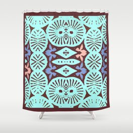 rivière douce Shower Curtain