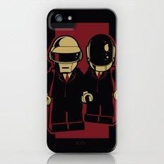 Daft Block iPhone (5, 5s) Slim Case