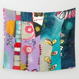 Up and Away Wall Tapestry