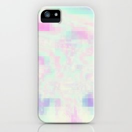 Hazed iPhone Case