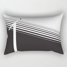 electricity Rectangular Pillow