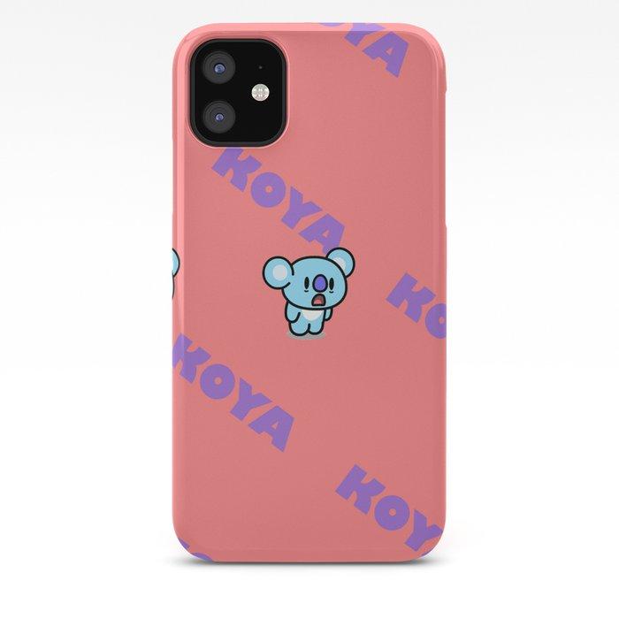 BT21 Phone Case - Koya iphone 11 case
