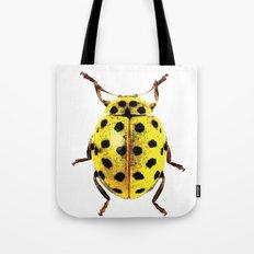 Insecte jaune et noir colors fashion Jacob's Paris Tote Bag