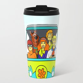 dog scooby Travel Mug
