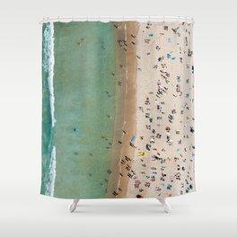 Bondi Stripe Shower Curtain