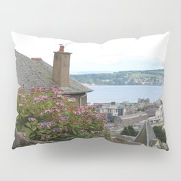 House on a Hilltop Pillow Sham