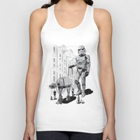 holiday Tank Tops featuring HOLIDAY by ADAMLAWLESS