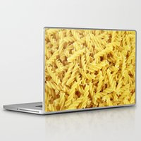 pasta Laptop & iPad Skins featuring Pasta by TilenHrovatic
