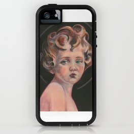 The Christ Child iPhone Case