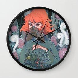 Spore Wall Clock