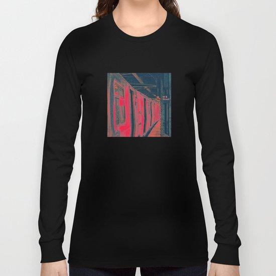 W8 street metro Long Sleeve T-shirt