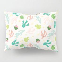 Cactus Ranch Beige Pillow Sham