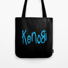 Follow the Jedi Tote Bag