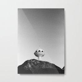 UFO of Frankincense Metal Print