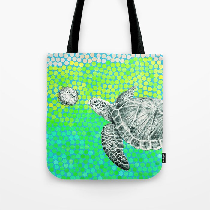 New Friends 1 by Eric Fan and Garima Dhawan Tote Bag