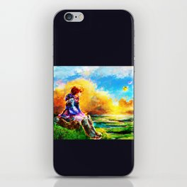 Nausicaa of the Valley of the Wind iPhone Skin