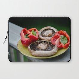 Portobello + Peppers Laptop Sleeve