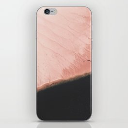 Pink Sands iPhone Skin