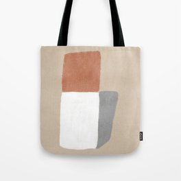 Unconventional totem hand Tote Bag