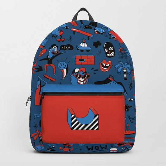 ROLLIN' Backpack