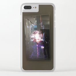 Sizzle Clear iPhone Case