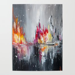 After rain Poster