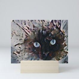 Through The Looking Glass Mini Art Print